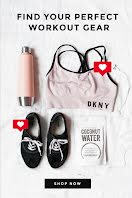 Perfect Workout Gear - Pinterest Pin item