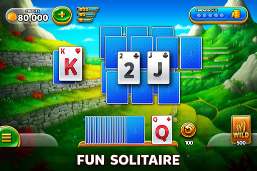 Solitaire - Grand Harvest - Tripeaks apkdebit screenshots 8