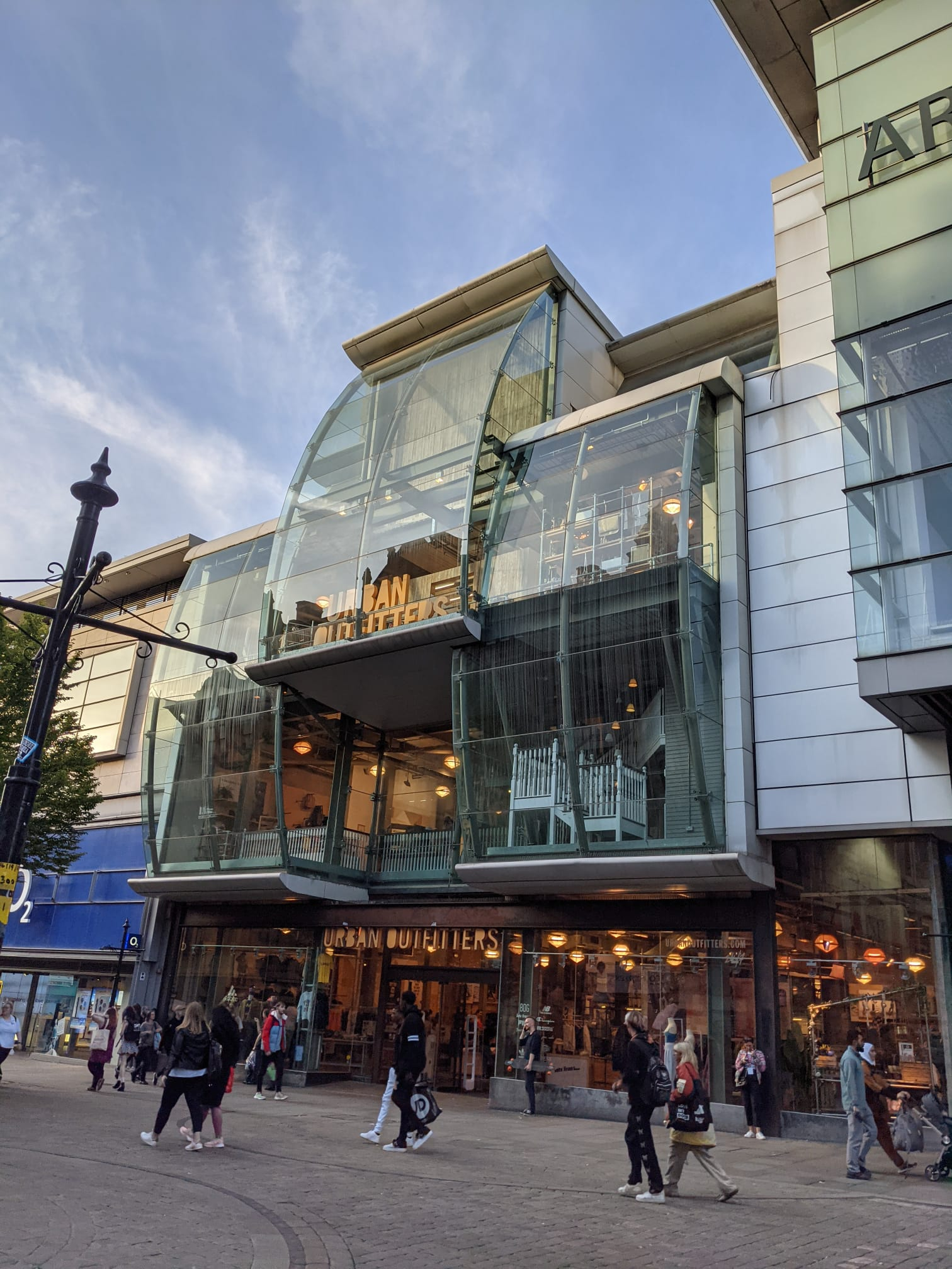 Best places to shop in Manchester urban outfitters