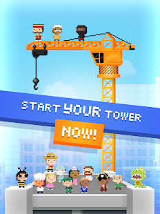 Tiny Tower- screenshot thumbnail