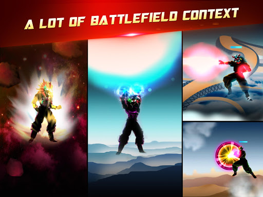 Dragon Battle Legend: Super Hero Shadow Warriors 3.0 screenshots 12