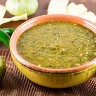 Green Enchilada Sauce