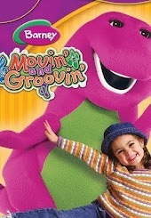 Barney: Movin' and Groovin'