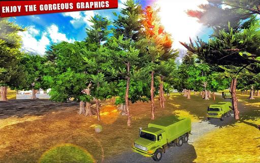 Army Training camp Game screenshot 09