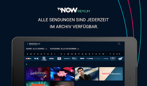 TVNOW PREMIUM  screenshots 24