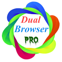 Dual Browser (Paid) Pro icon