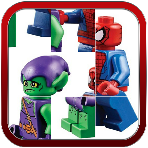 Puzzle Game for Lego Toys