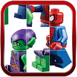 Puzzle Game for Lego Toys Icon