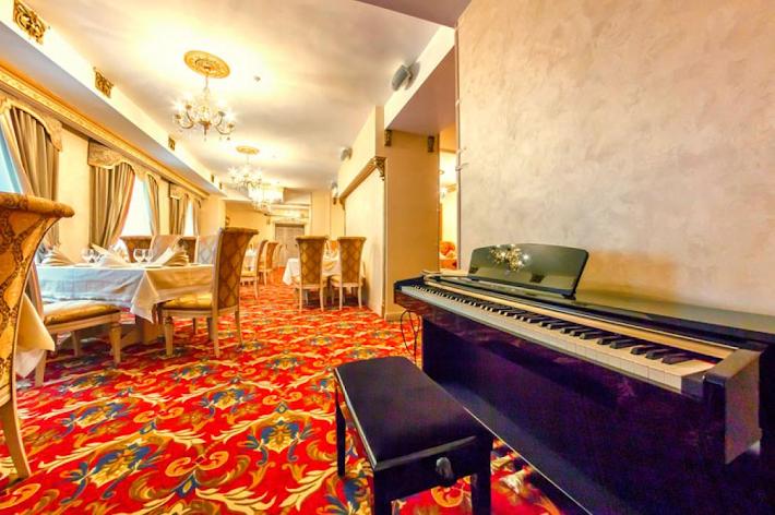 Фото №8 зала Зал «Петровский»