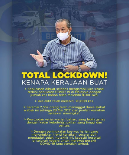Here's Why The Government Is Imposing A Total Lockdown