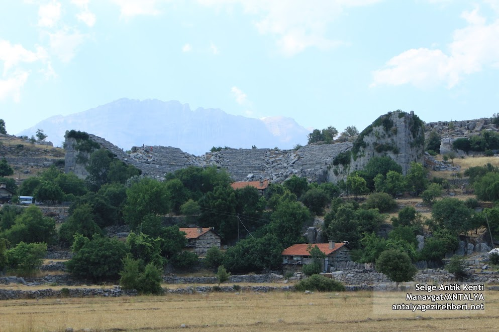 selge antik kenti