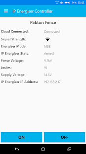 IP Energizer Controller- screenshot thumbnail