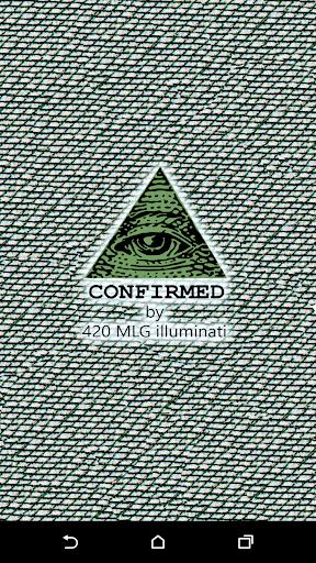 The illuminati Confirmed
