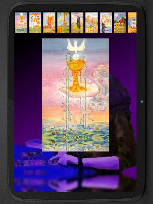 Let's Tarot, Spiritual Psychic, tarot card reading - Android Apps on Google Play