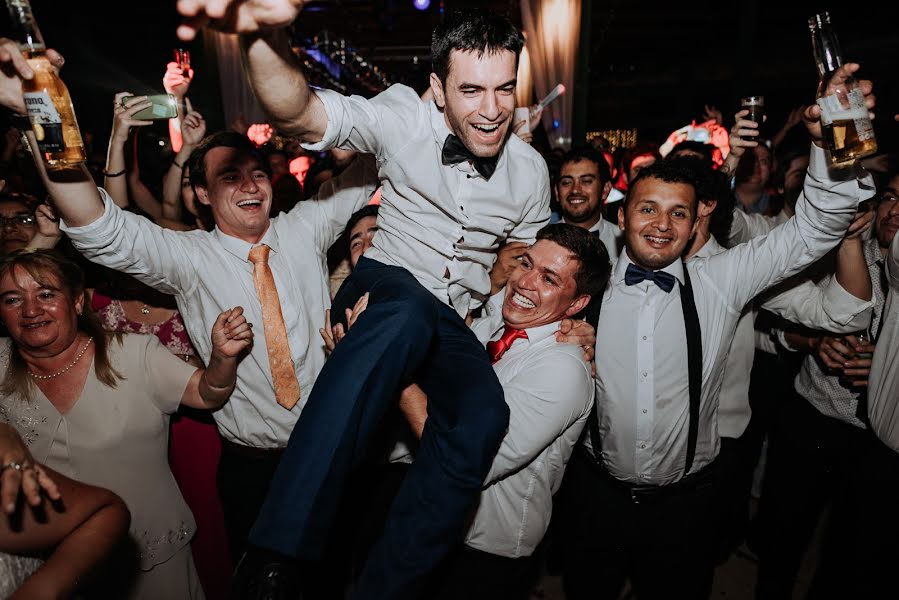 Wedding photographer Rodrigo Borthagaray (rodribm). Photo of 31.12.2018