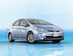 Photo: Prius Plug-in Hybrid