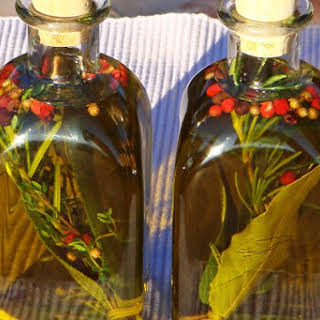 Tuscan Infused Olive Oil.
