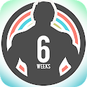 6 Weeks Workouts Challenge Free icon