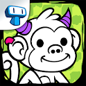Monkey Evolution - Simian Missing Link Game icon