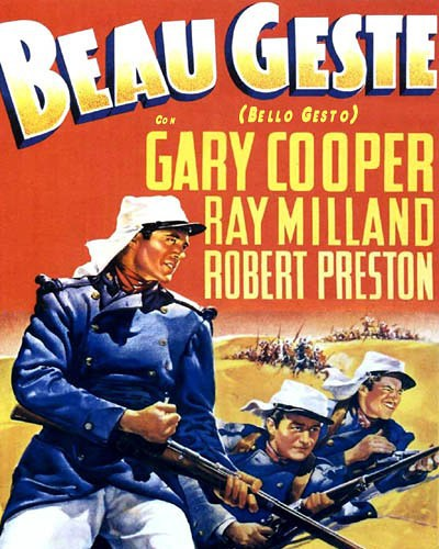 Beau Geste (1939, William A. Wellman)