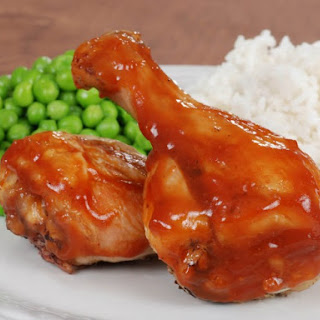 Slow Cooker Chicken with Bbq Sauce