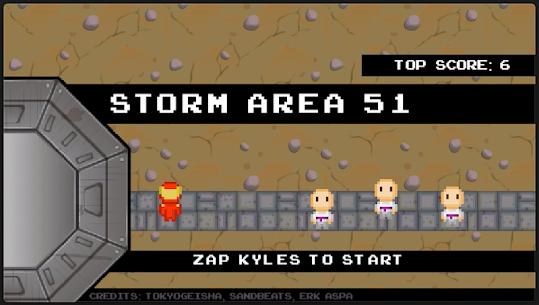 Storm Area 51 1.0.7 APK Mod Updated 1