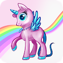 Merge Pony - Idle Unicorn Tycoon icon