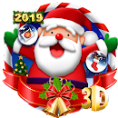 3D Merry Christmas Theme file APK Free for PC, smart TV Download