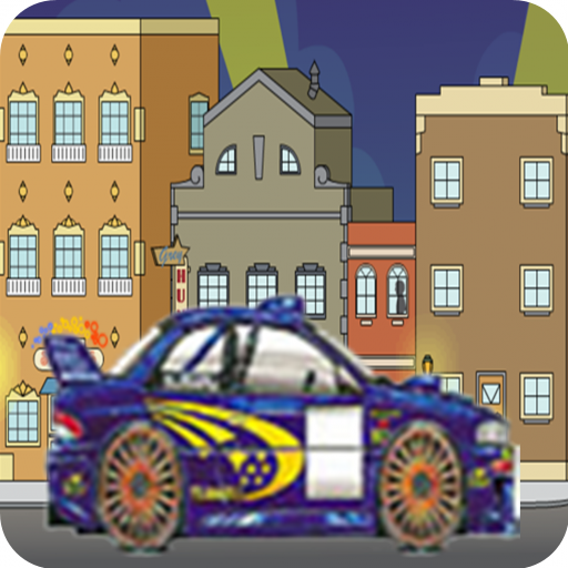 Master Pro Rally Game