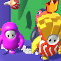 Fall Guys Race 3D: Ultimate Running Game icon
