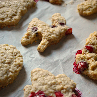 Moist Cranberry Oatmeal Cookies Recipe