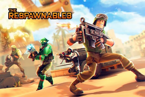 Respawnables - FPS Special Forces Screenshot