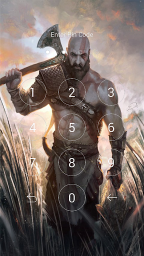 God Of War 4 Wallpaper Lock Apk Download Apkpureco