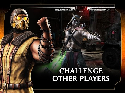 MORTAL KOMBAT X MOD 1.18.0 (Unlimited Soul/Coins) Apk + Data 9