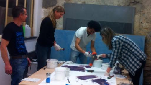 Atelier Déco, initiez-vous à l'enduit décoratif en béton ciré
