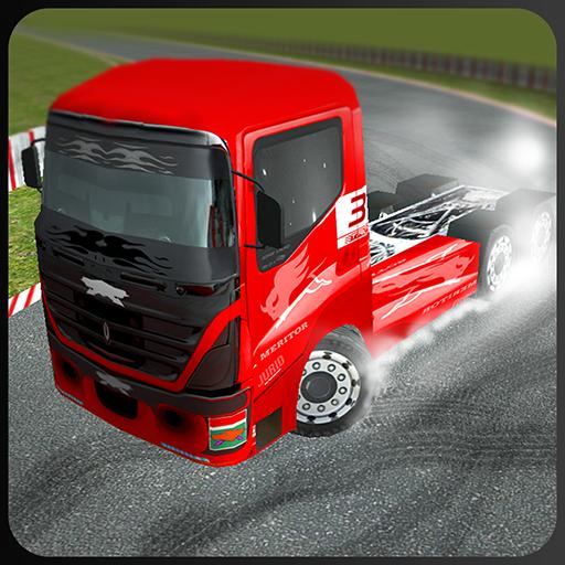 Truck Driver Drift Racing 2016
