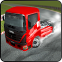 Truck Driver Drift Racing 2016 icon