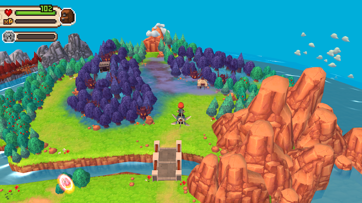 Evoland 2 Screenshot Image