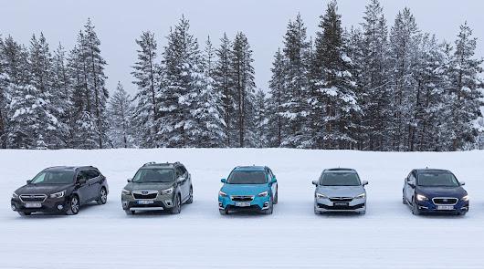 Oferta especial de la gama Subaru en el concesionario oficial Grupo Playcar