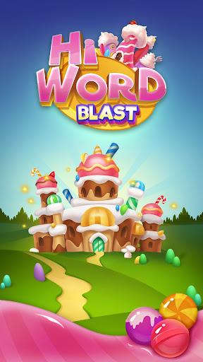 Hi Word Blast - Candy Brain Puzzle Games 1.0.9 screenshots 5
