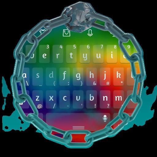色ぼかし TouchPal 個人化 LOGO-玩APPs