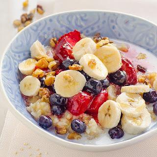 Crock Pot Quinoa Breakfast Recipes.