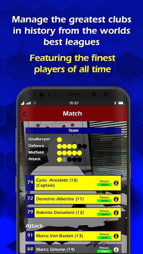 Télécharger Retro Football Management APK MOD (Astuce) screenshots 1