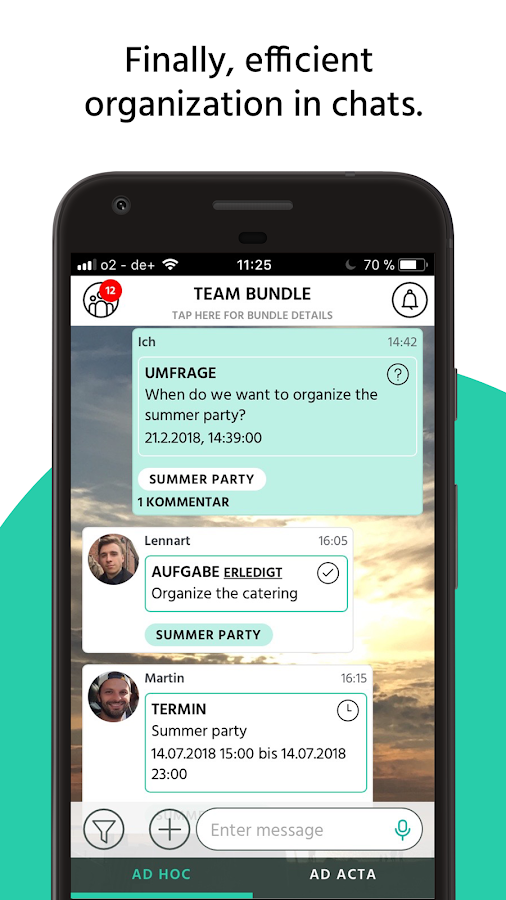 bundle - Manage your teams easily and securely.- screenshot