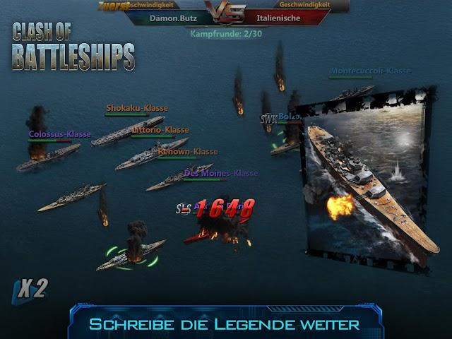 android Clash of Battleships Screenshot 14