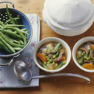 Classic Beef Vegetable Soup.