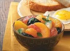 Easy & Fresh Fruit Compote Recipe