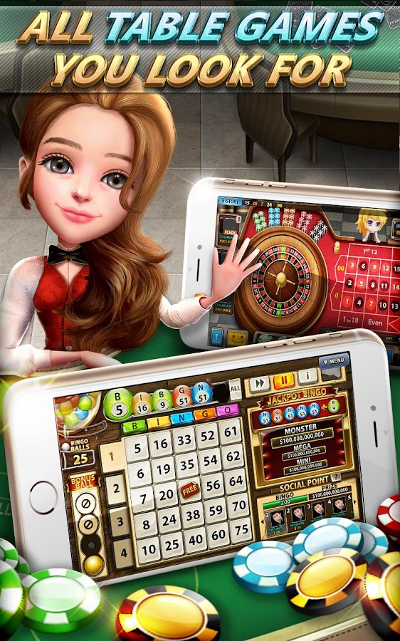 Full House Casino: Lucky Jackpot Slots Poker App- screenshot