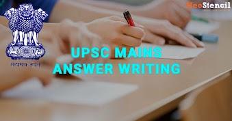 UPSC Mains Answer Writing Strategy
