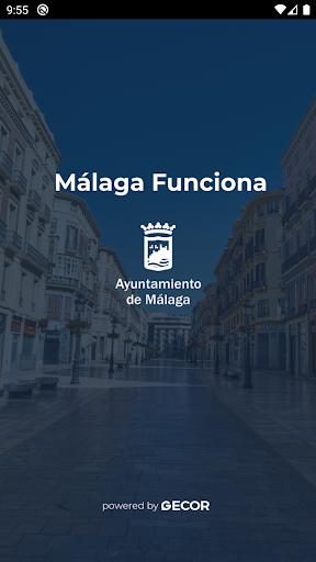 Málaga Funciona screenshot 1